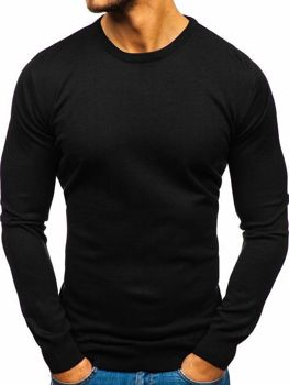 Men's Sweater Black Bolf 2300
