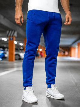 Men's Sweatpants Cobalt Bolf XW01
