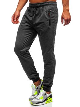 Men's Sweatpants Graphite Bolf CE008