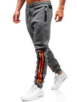 Men's Sweatpants Graphite Bolf Q3869