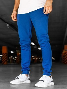 Men's Sweatpants Light Blue Bolf XW01
