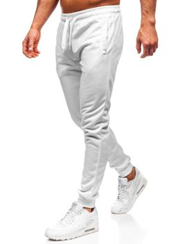 Men's Sweatpants White Bolf JZ11001