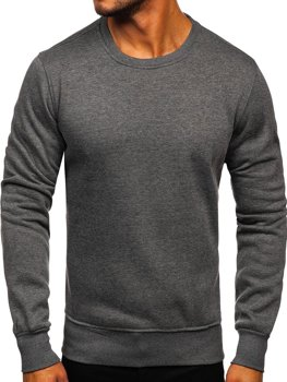 Men's Sweatshirt Anthracite Bolf BO-01