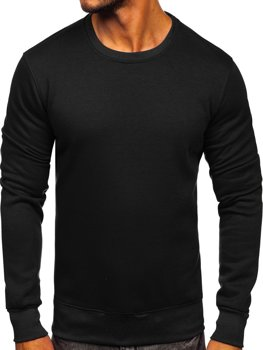 Men's Sweatshirt Black Bolf BO-01