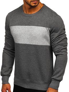 Men's Sweatshirt Graphite-Grey Bolf 2021