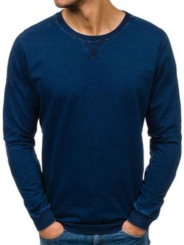 Men's Sweatshirt Navy Blue Bolf 2701