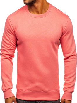 Men's Sweatshirt Pink Bolf 2001