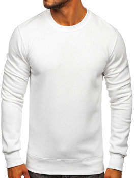Men's Sweatshirt White Bolf 2001