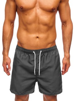 Men's Swimming Shorts Graphite Bolf YW02001