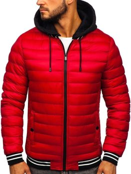 Men's Transitional Jacket Red Bolf 5331