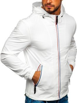 Men's Transitional Jacket White Bolf 5683