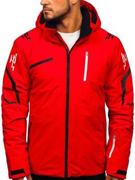 Men's Winter Ski Jacket Red Bolf 5941