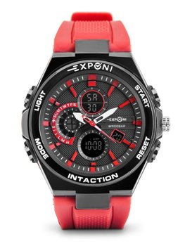 Men's Wristwatch Red Bolf 3285