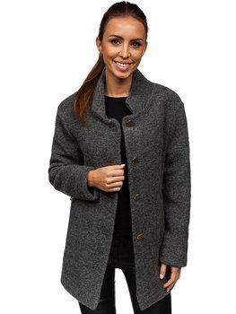 Women's Coat Anthracite Bolf 1950