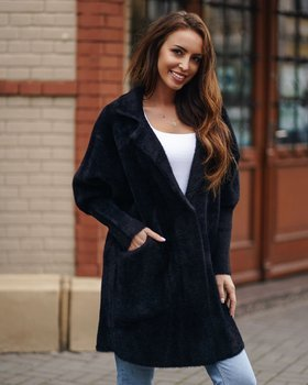 Women's Coat Black Bolf 7108