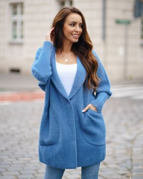Women's Coat Blue Bolf 7108