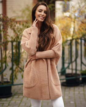 Women's Coat Camel Bolf 7108