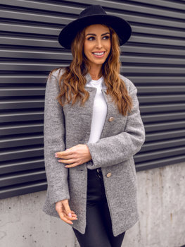 Women's Coat Grey Bolf 1950