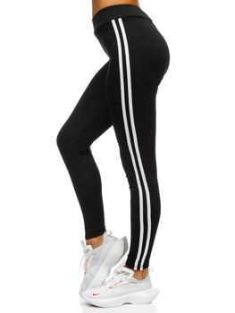 Women's Leggings Black Bolf YW01036