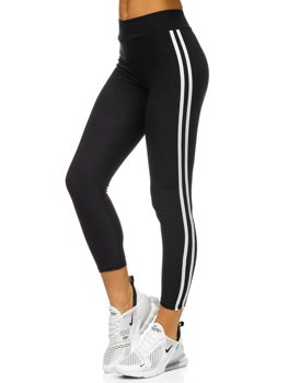 Women's Leggings Black Bolf YW01054