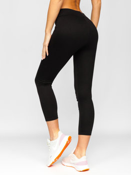Women's Leggings Black Bolf YW06011