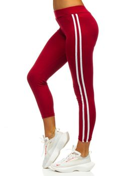 Women's Leggings Claret Bolf YW01036