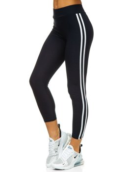 Women's Leggings Navy Blue Bolf YW01054