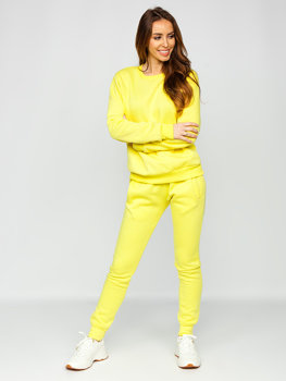 Women's Outfit Yellow Bolf 0001