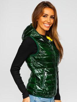 Women's Gilets Autumn Winter 2021 - Bolf Online Shop