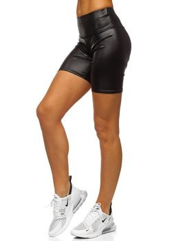 Women's Short Leggings Black Bolf 54548-2