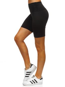 Women's Short Leggings Black Bolf 54548