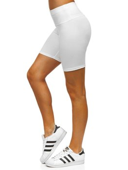 Women's Short Leggings White Bolf 54548