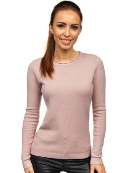 Women's Sweater Pink Bolf NJ95787B