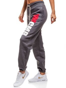 Women's Sweatpants Anthracite Bolf 601