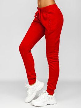 Women's Sweatpants Claret Bolf CK-01