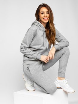 Women's Tracksuit Grey Bolf 0002