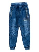 Boy's Jeans Navy Blue Bolf HB1917