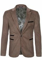 Men's Blazer Brown Bolf 429