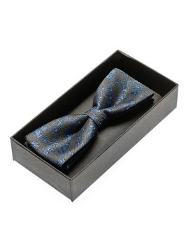 Men's Elegant Bow Tie Graphite Bolf M105