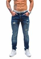 Men's Jeans Navy Blue Bolf 4736(9536)