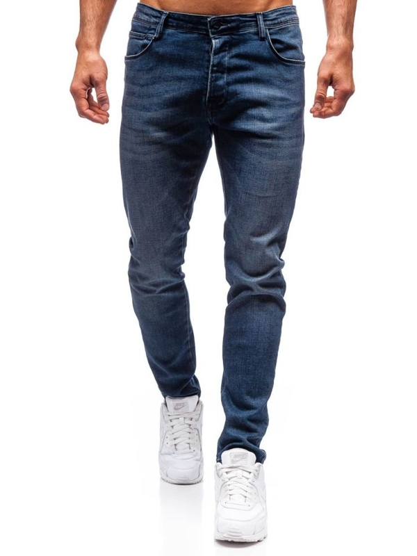 Men's Jeans Navy Blue Bolf 7165