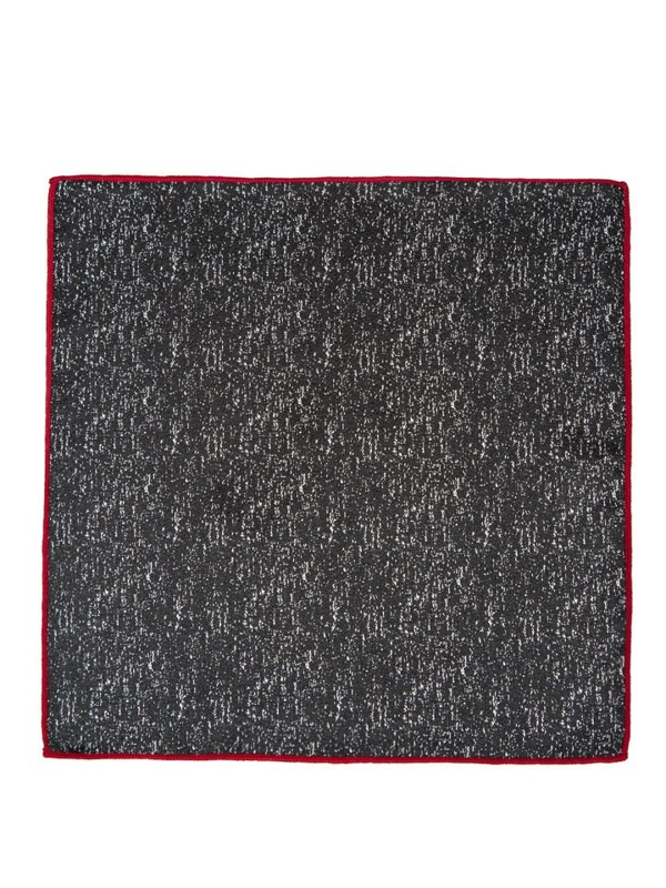 Men's Pocket Square Black Bolf PO06