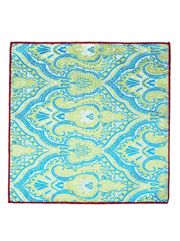 Men's Pocket Square Multicolor Bolf PO09