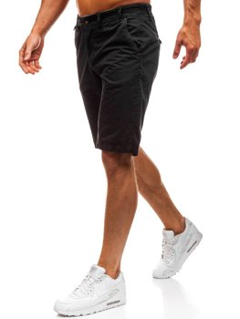 Men's Shorts Black Bolf 3020