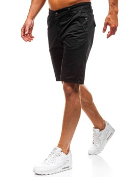 Men's Shorts Black Bolf 3041