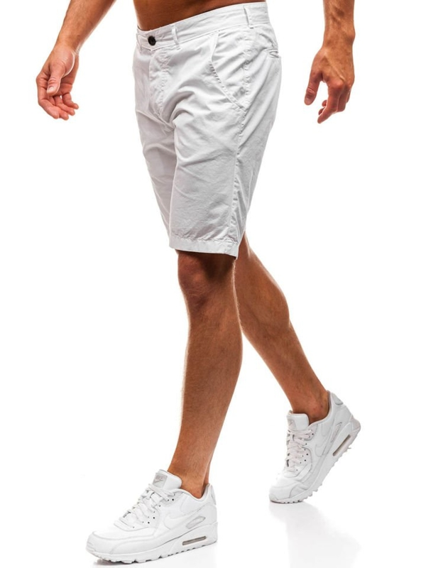 Men's Shorts White Bolf 3116