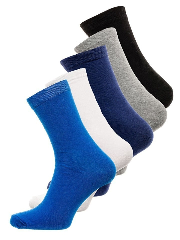 Men's Socks Multicolour Bolf X10003-5P 5 PACK