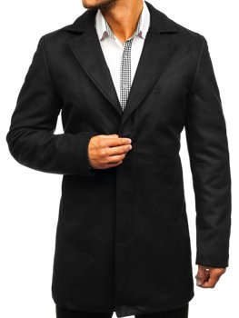 Men's Winter Coat Black Bolf 5438