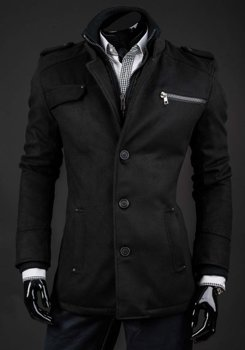 Men's Winter Coat Black Bolf 8856A