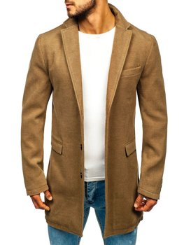 Men's Winter Coat Camel Bolf 1047A